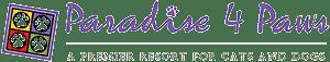 Paradise 4 paws - logo